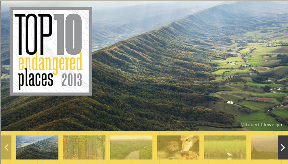 Top 10 2013   Southern Environmental Law Center