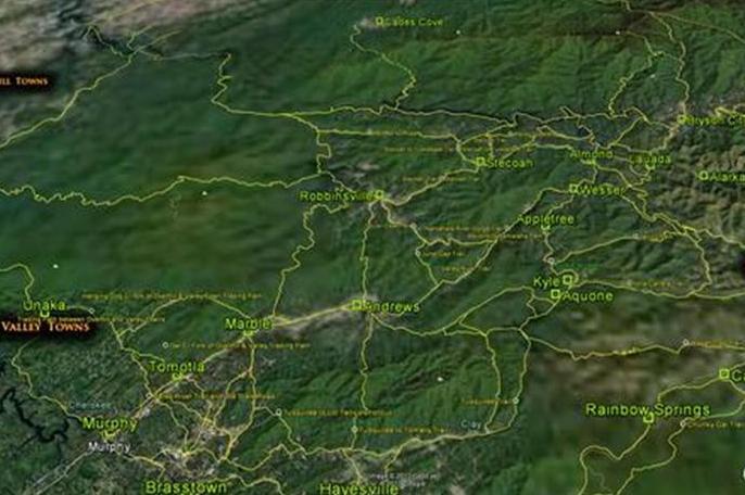 Lamar Map