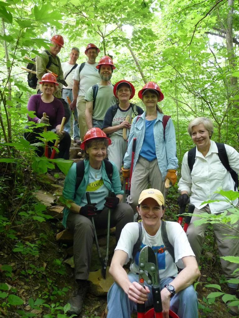 Trail 203 6-1-13