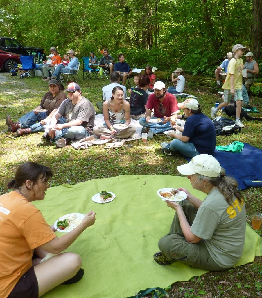 Sipsey Rec picnic