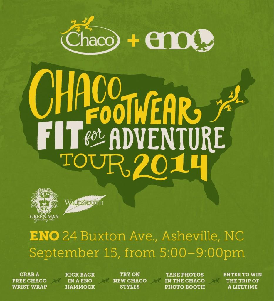 Chaco-ENO Event