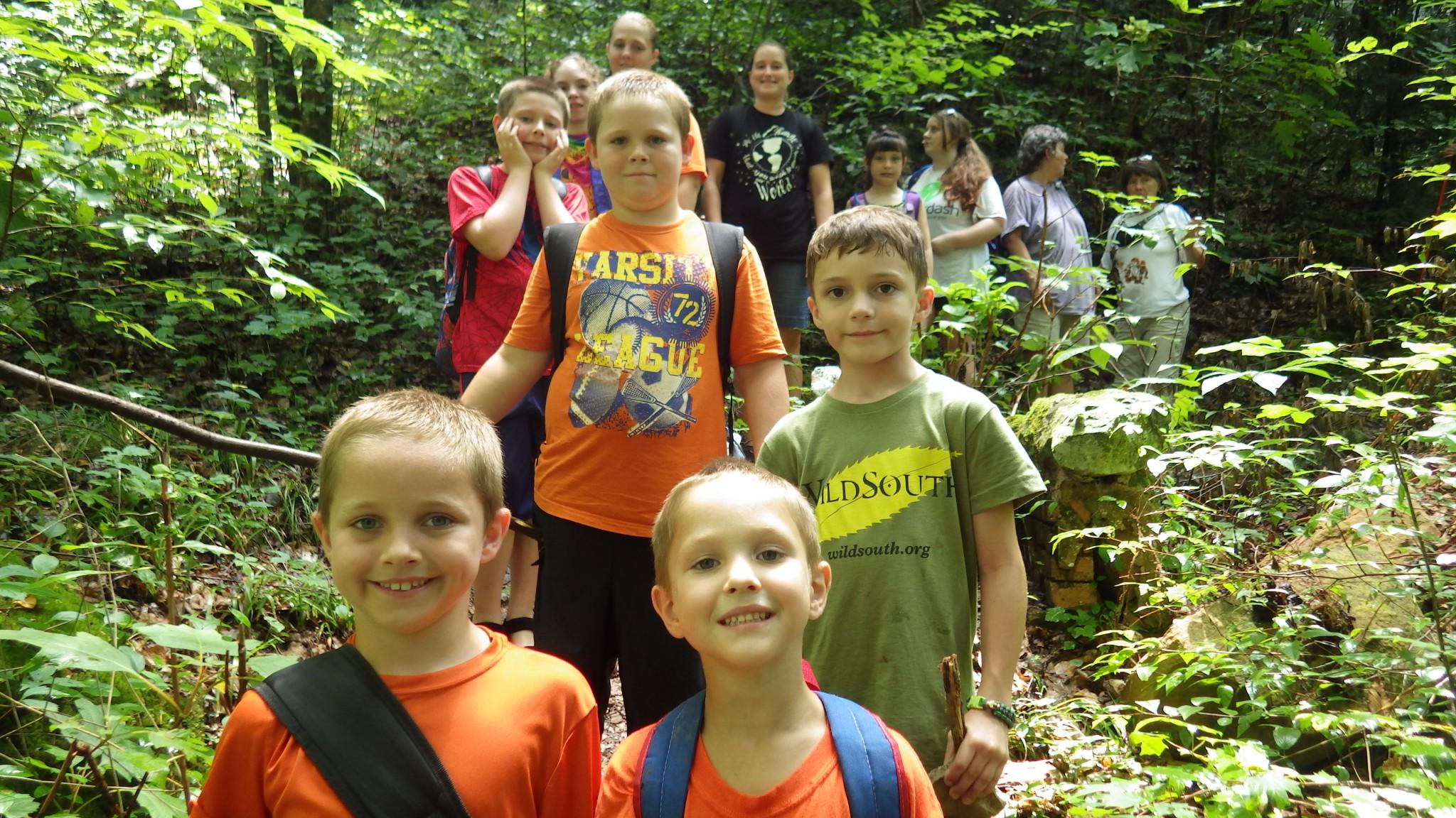 WW hike group