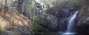 High Falls, Cheaha Wilderness