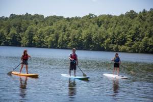 Tn Wild - Paddleboarding