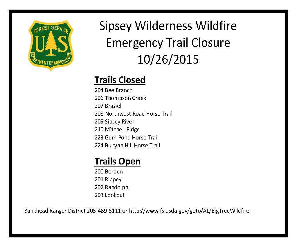 Trail Closure Sign update102615