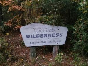 Black Creek Wilderness